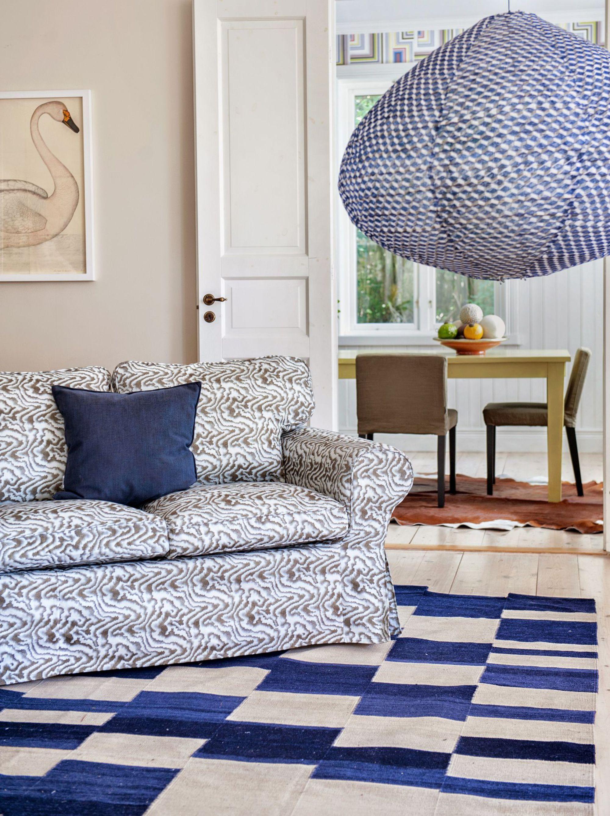 Blue and white living room, Pinterest. http://www.facebook ...
