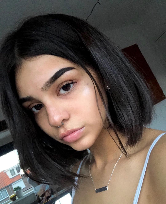 Arunya Guillot On Instagram Hi Hello Hey Short Hair Styles Medium Hair Styles Hair Styles