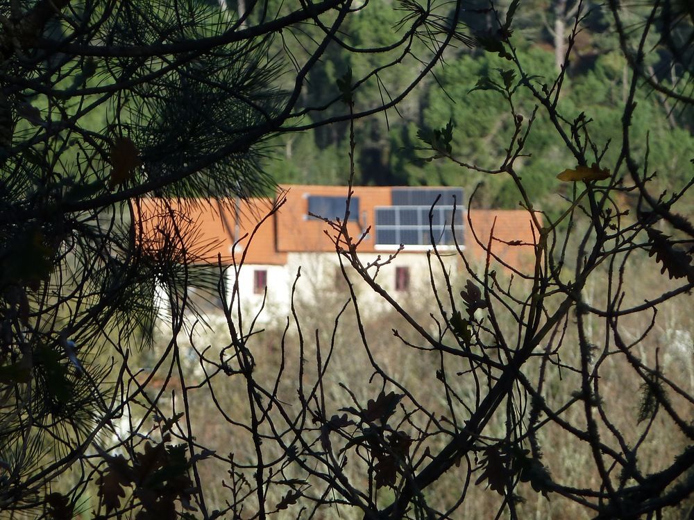 Quinta do Cobral, beautiful and totally 'off grid'  a great place to stay