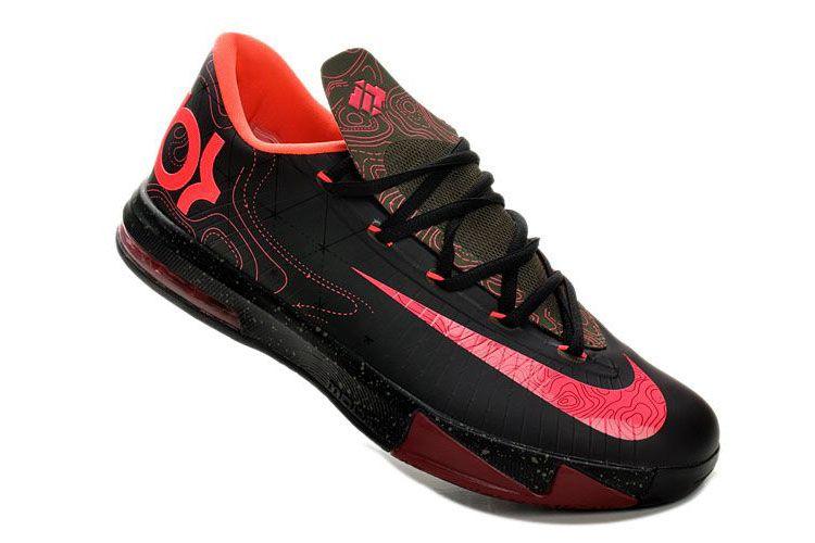 Nike KD VI Meteorology Shoes  668598540