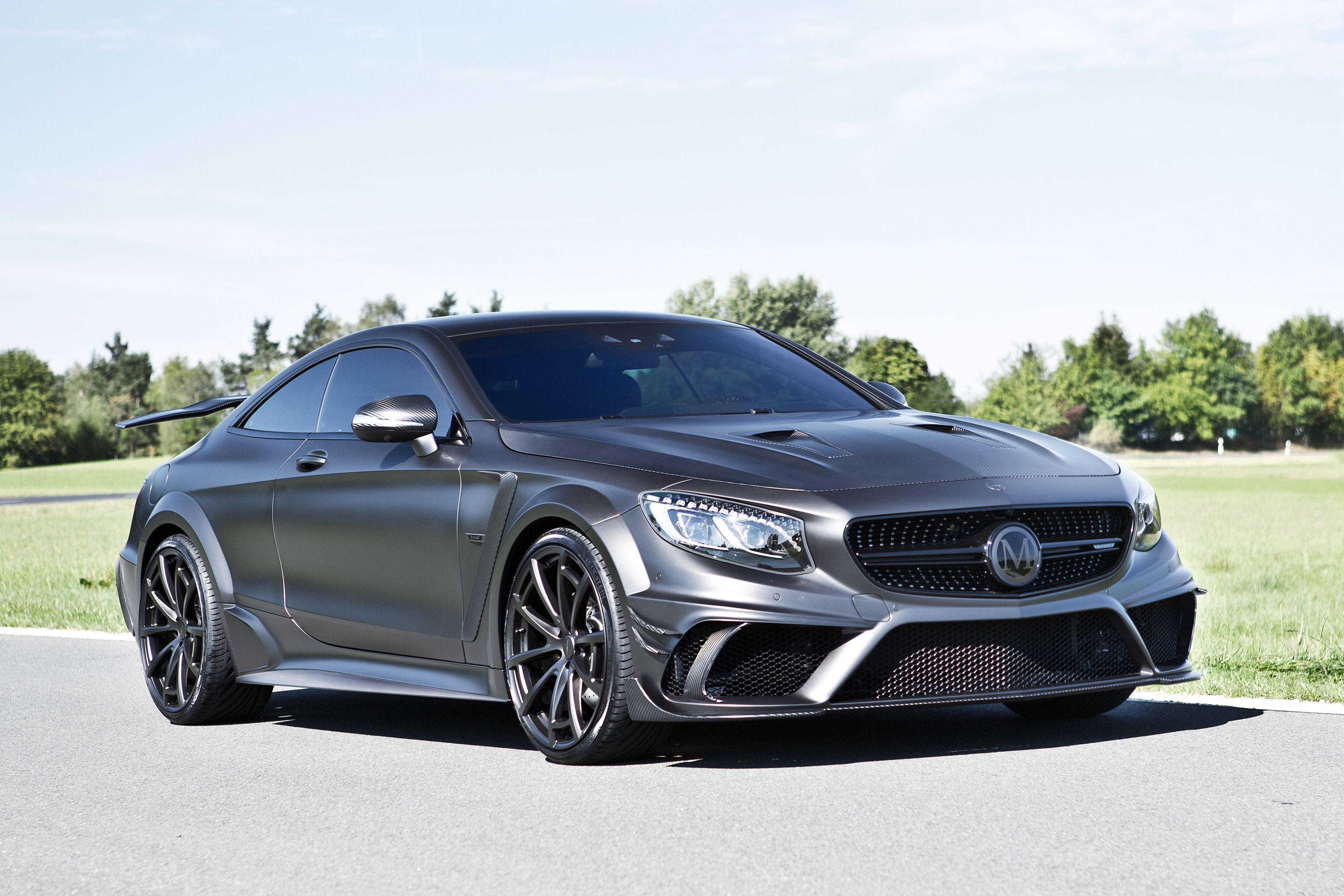 1000 Ps Mansory Mercedes Benz S 63 Amg Coupe Mercedes Benz