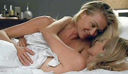 Congratulate, nip and tuck lesbian kiss well! congratulate