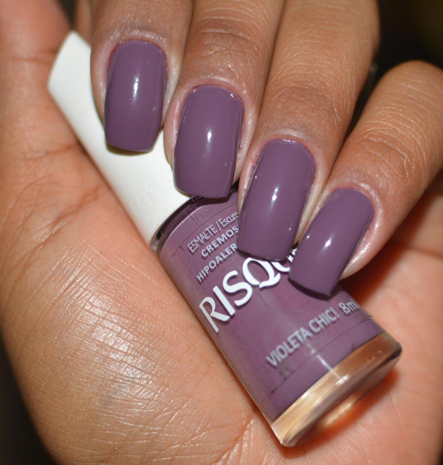 Resultado de imagen para violeta esmalte | •Tips. Maquillaje y ...