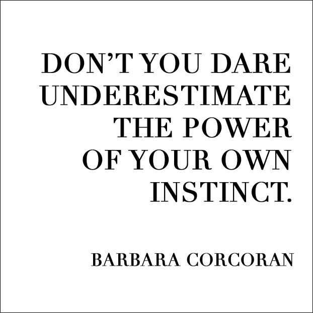 Style Profile: Barbara Viteri | Barbara Corcoran, Wisdom And