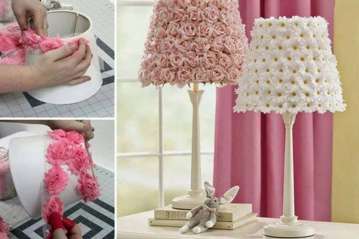 How To Turn Pine Cones Into Lovely Zinnia Flowers Shabby Chic