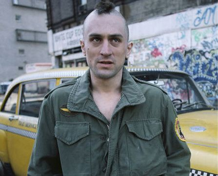 The Auteur Theory Intentional And Unintentional Hitchcock Eisenstein And Scorsese Travis Bickle Taxi Driver Robert De Niro Movies