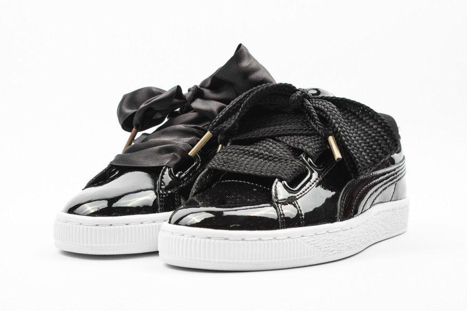 scarpe con fiocco puma