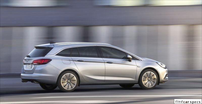 Opel Astra Astra K Sports Tourer 1 4 Turbo 125 Hp Petrol Gasoline 2018 Astra K Sports Tourer 1 4 Turbo 125 Hp Petrol Opel Car Turbo