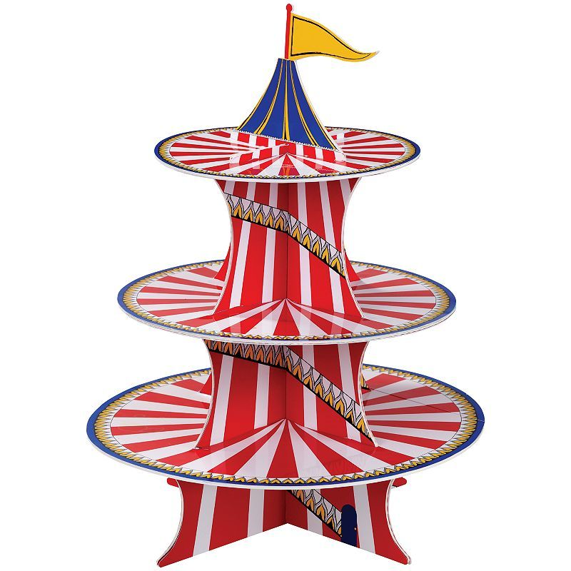 Buy Talking Tables Village Fete 3 Tier Cakestand online at JohnLewis