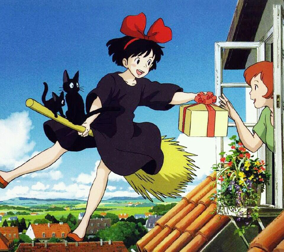 """Why """"Kiki's Delivery Service"""" Is a Secret Feminist Classic"""