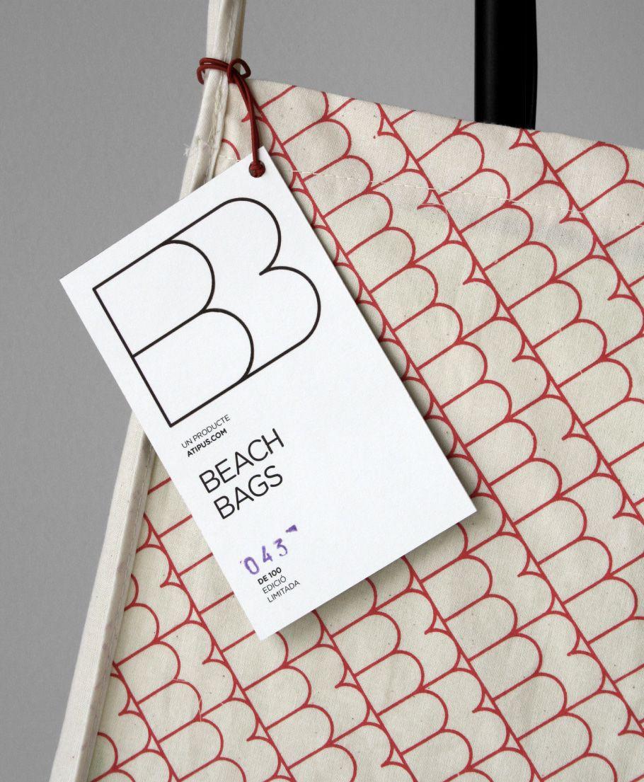 Beach Bags / Atipus   Design d'objet