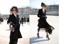 Love Story Of My Expression Room: How do the Parisian woman dresses (Paris Fashion)