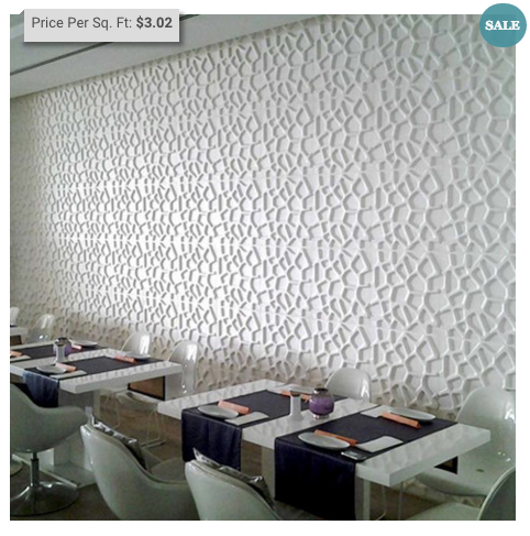 Diy Wall Tiles Instant Lightweight Walls Glue Paint Http Mod Ified Collections Flats Products Hive