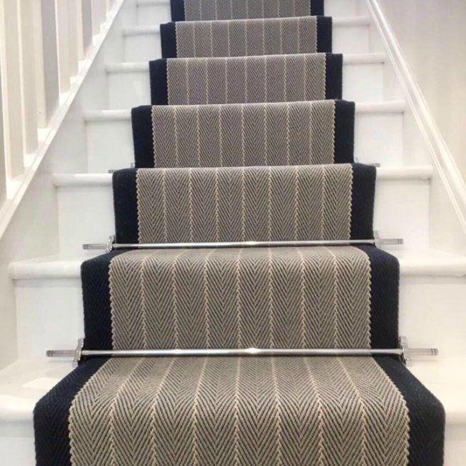 Projects Portfolio Stair Runner Carpet Carpet Stairs   Roger Oates Stair Runners   Wooden   Wood Staircase Carpet   Corner   Pinterest   Carpet