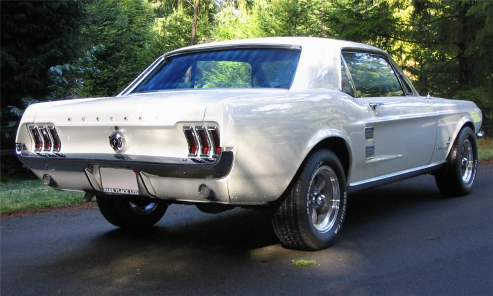 1967 Ford Mustang Coupe My Very First Car I Wish I Still Had It