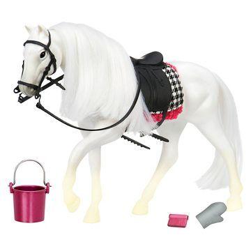 Lori Horse - White Camarillo