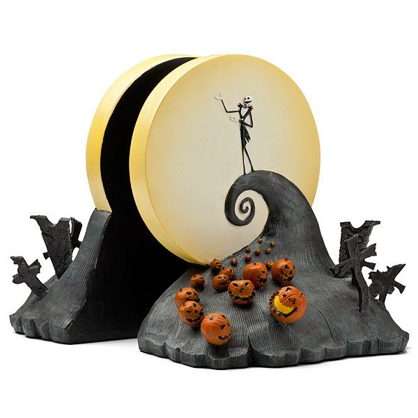 Nightmare Before Christmas Book End Book Friends