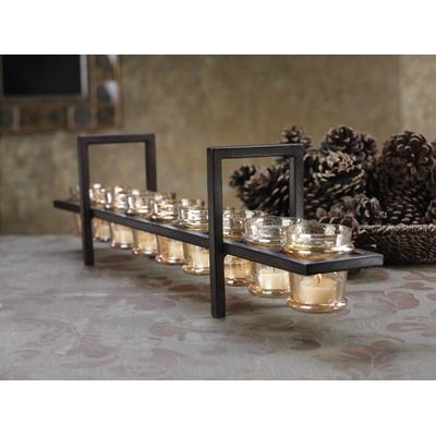Zodax Teton Bridge Design Votive Candle Holder $82