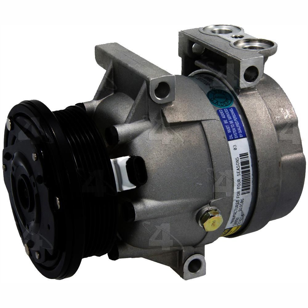 New Compressor fits 19962005 Pontiac Grand Prix Grand Am