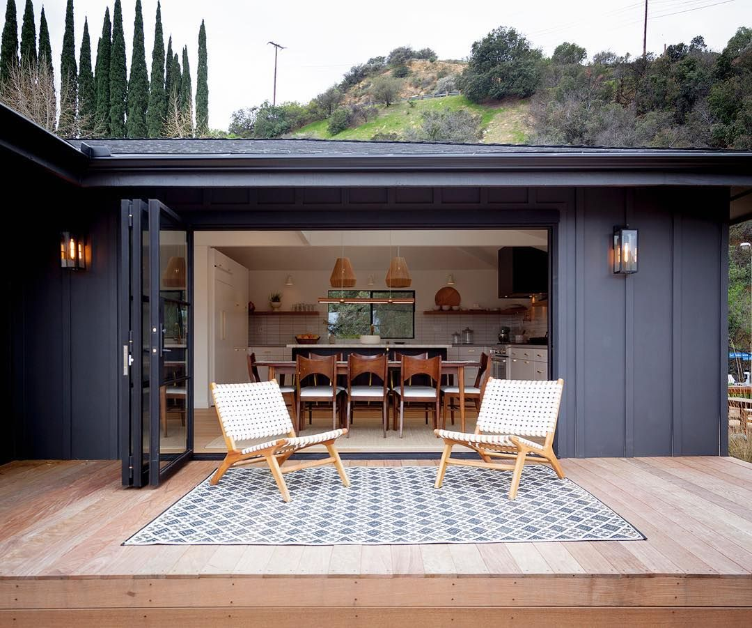 Minimalisthouse Plans: I Like This Grayish Black Color For The Exterior Of The