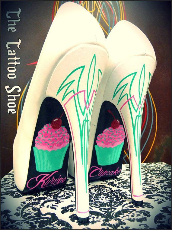 Photo of Items similar to Cupcake Heel on Etsy