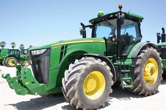 john deere 8r series tractors google search tractors. Black Bedroom Furniture Sets. Home Design Ideas