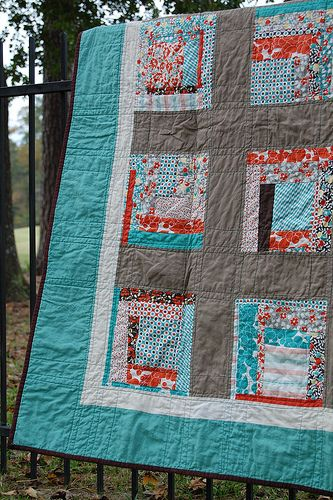 vintage modern quilts blog- some day I will have courage to crazy ... : modern quilts blog - Adamdwight.com