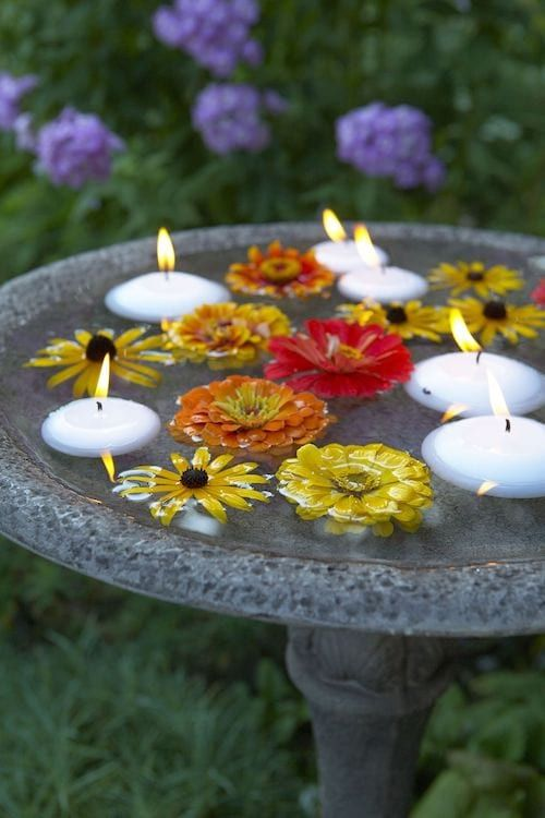 28 Superbes Idées Pour Embellir Votre Jardin Facilement.   Jardins, Échelle de jardin et Idées ...