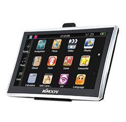 "7"" HD Touch Screen Portable GPS Navigator"