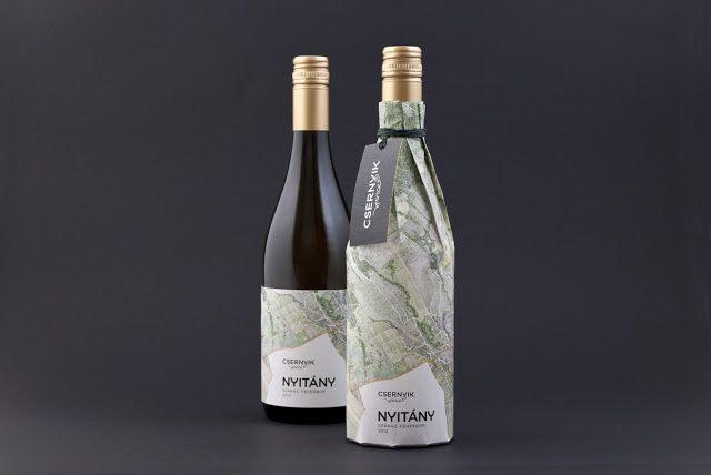 Csernyik pince (vin)   Design : Peltan-Brosz Roland & Rohmann Nóra, Budapest, Hongrie (avril 2015)