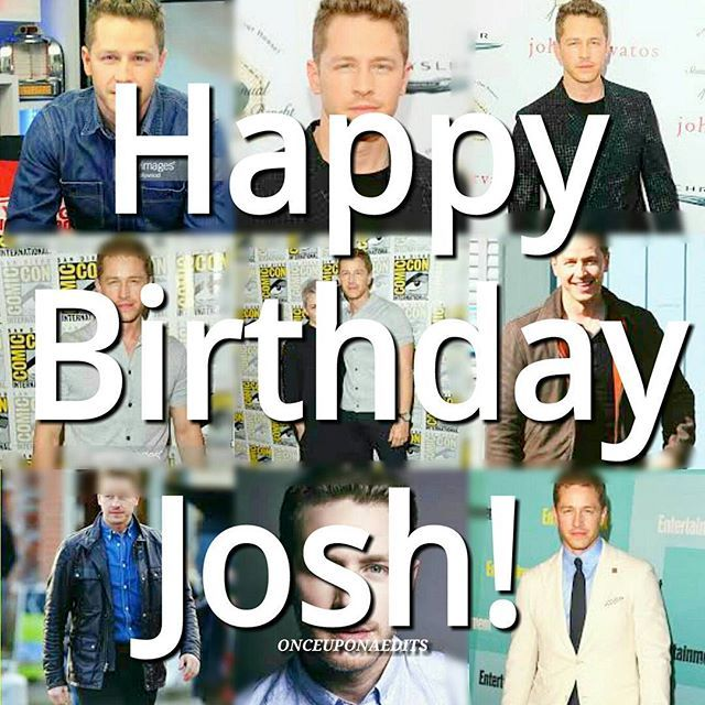Happy Birthday Josh! Luv u, hottie.   19 december !!