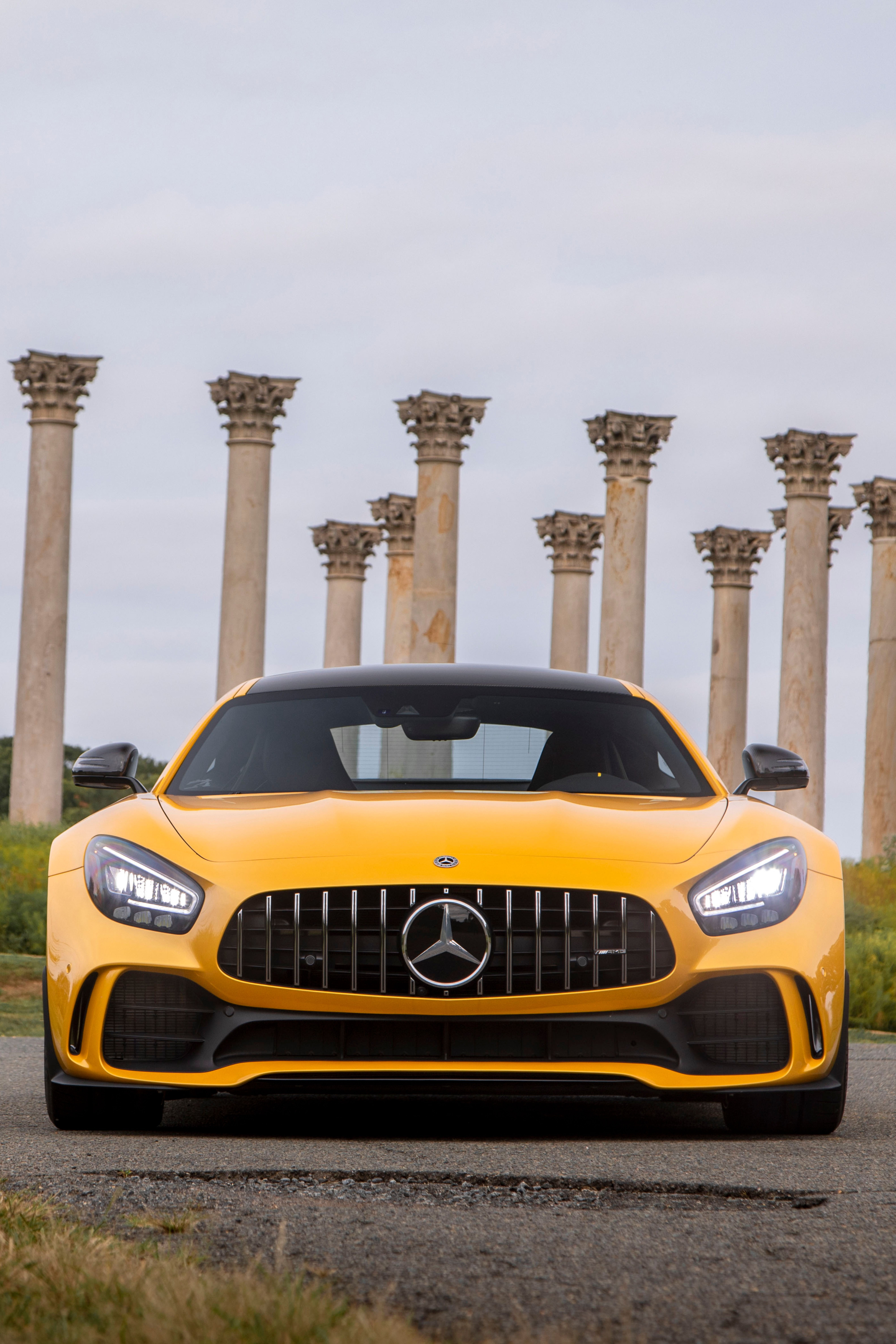 Vibrant 2020 Mercedes Amg Gt R The Man Mercedes Amg Benz
