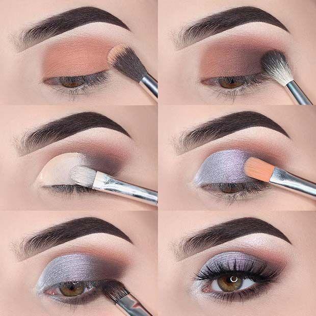 23 Hübscher Lidschatten sucht Tag und Abend - Spitze #eyeshadowlooks