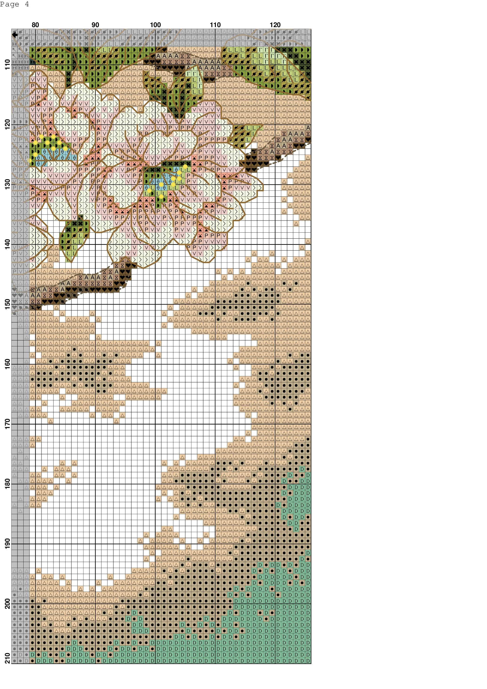 Pin de Xuan_Loc Pham_Thi en Tranh chim - bướm | Pinterest | Punto de ...