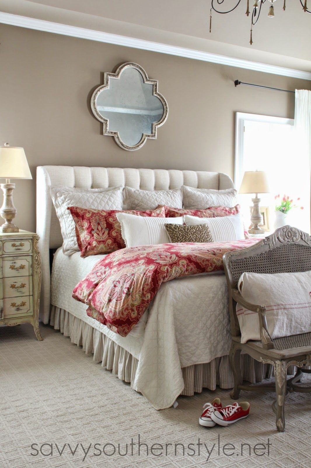 Best Alexandria Beige Favorite Paint Colors Bedroom Decor 400 x 300