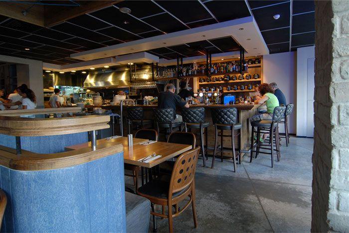 Bar Interiors Design Painting Vintage Style Seafood Restaurant Interior  Restaurante .