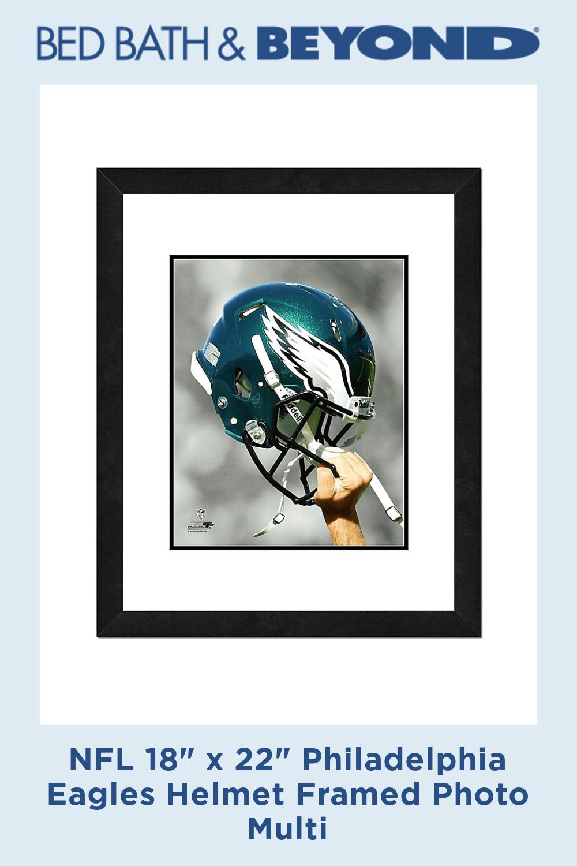 Nfl 18 X 22 Philadelphia Eagles Helmet Framed Photo Multi Philadelphia Eagles Helmet Eagles Helmet Philadelphia Eagles