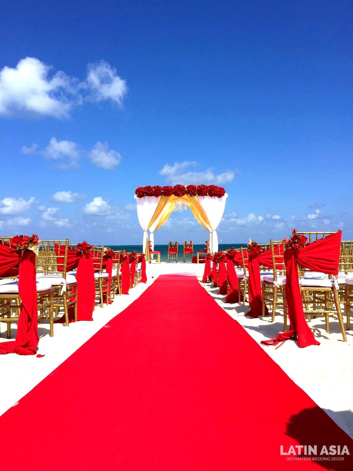 Maroon and blue wedding decor  Pin by Latin Asia Destination wedding decor on Aisle decor  Pinterest
