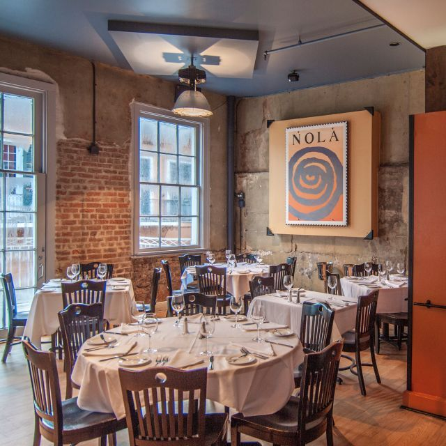 Private Dining Rooms New Orleans Indulge Fine