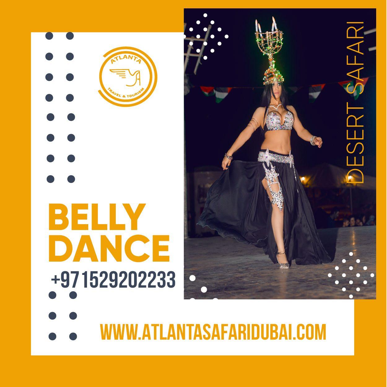 Enjoy The Amazing Desert Safari Dubai With Atlanta