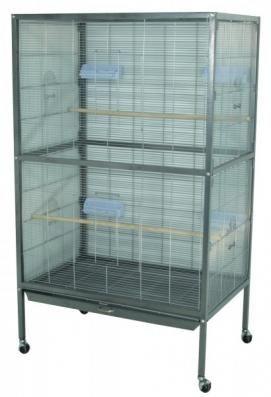 die vogelvoliere miami f r kanarienv gel wellensittiche zebrafinken agaporniden. Black Bedroom Furniture Sets. Home Design Ideas