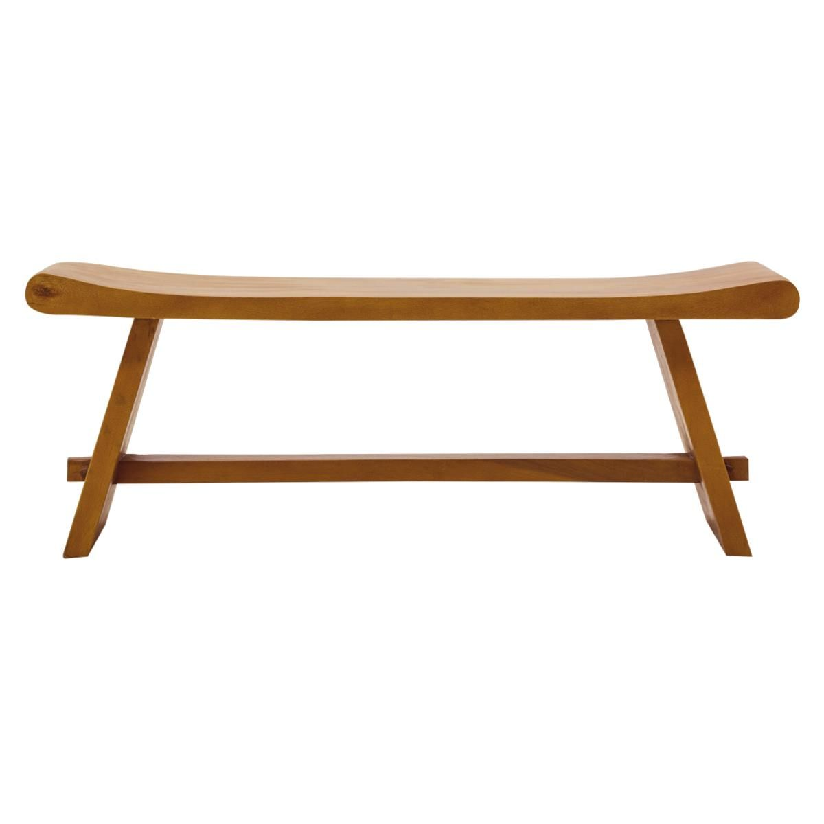 Surin Zen Bench | Bench, Monkey pod wood and Occasional chairs