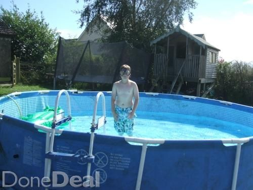 Large Index Pool For Sale In Louth 350 Donedeal Ie Pool Louth Amazing Gardens