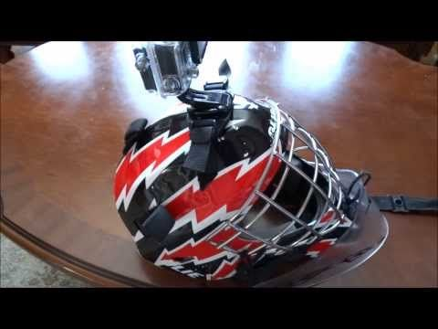 How to Mount a GoPro onto a Hockey Helmet: GoPro Tips and Tutorials #4 - http://hockeyvideocenter.com/how-to-mount-a-gopro-onto-a-hockey-helmet-gopro-tips-and-tutorials-4/