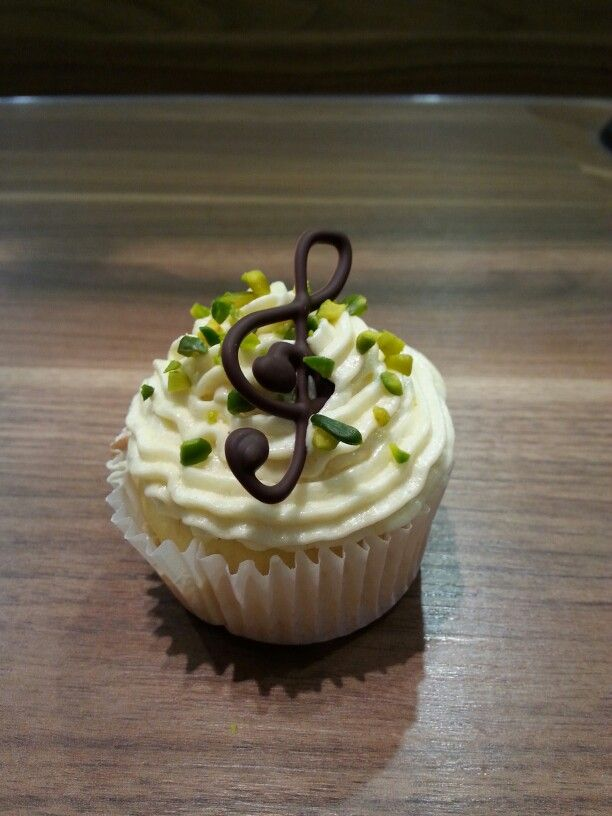 Mozart Cupcake