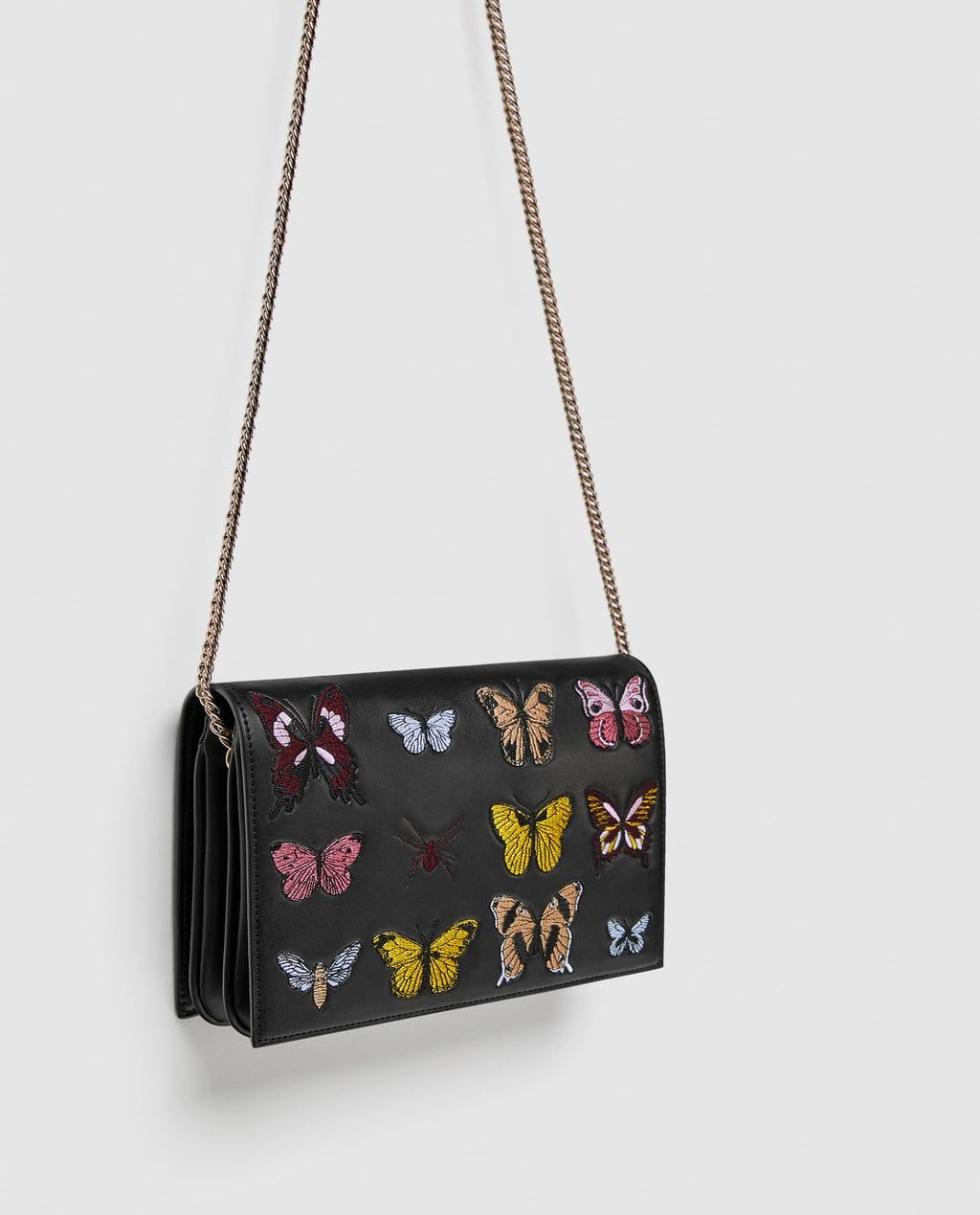 de7ed2d68f0 BUTTERFLY CROSSBODY BAG-View all-BAGS-WOMAN | ZARA United States ...