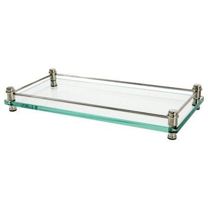 Wonderful Threshold™ Oilcan Tray   Bathroom Accessories