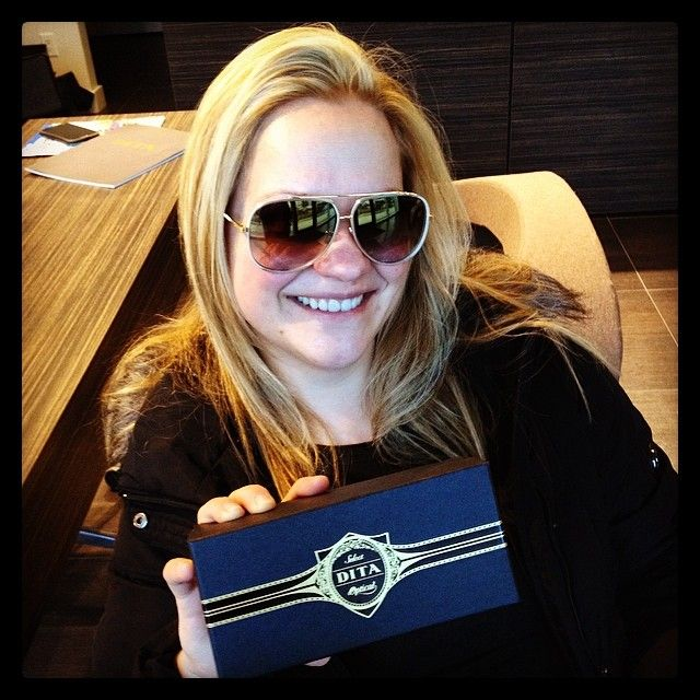 fb8219a1d3e2 The highly anticipated  DITA eyewear CONDOR TWO has arrived and Anita has  grabbed one!
