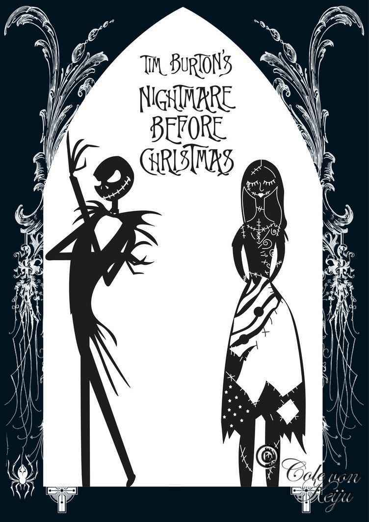 nightmare before christmas picture frames - Google Search ...