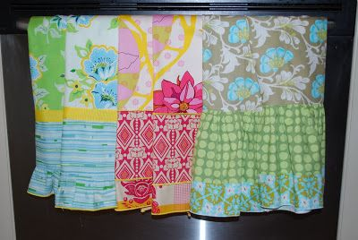 2 Giggle Boxes: Mother's Day Decorative Dish Towels